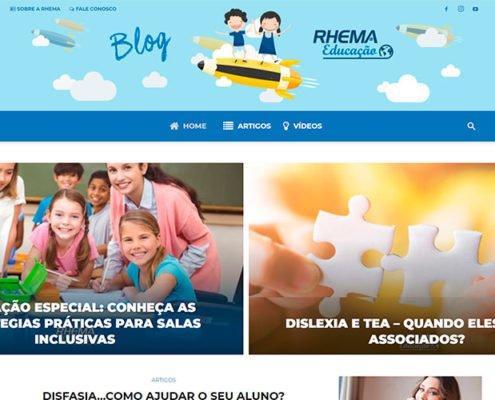 blog rhema portifolio site felipetto marketing