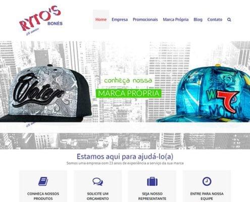 rytos portifolio site felipetto marketing