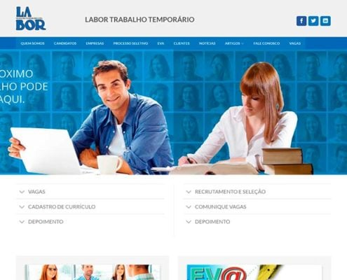labor portifolio site felipetto marketing