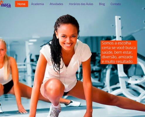 mega fitness portifolio site felipetto marketing