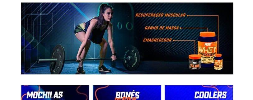 Nos portifolio site felipetto marketing